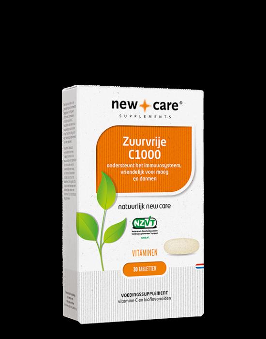 new_care_zuurvrije_c1000_30_tabletten_1